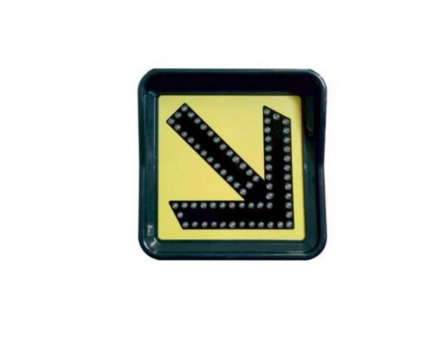 AC Ledli Lambalar/Ledli Levhalar 11880 FL A (Sağdan Gidiniz) 11881 FL A (Soldan Gidiniz)