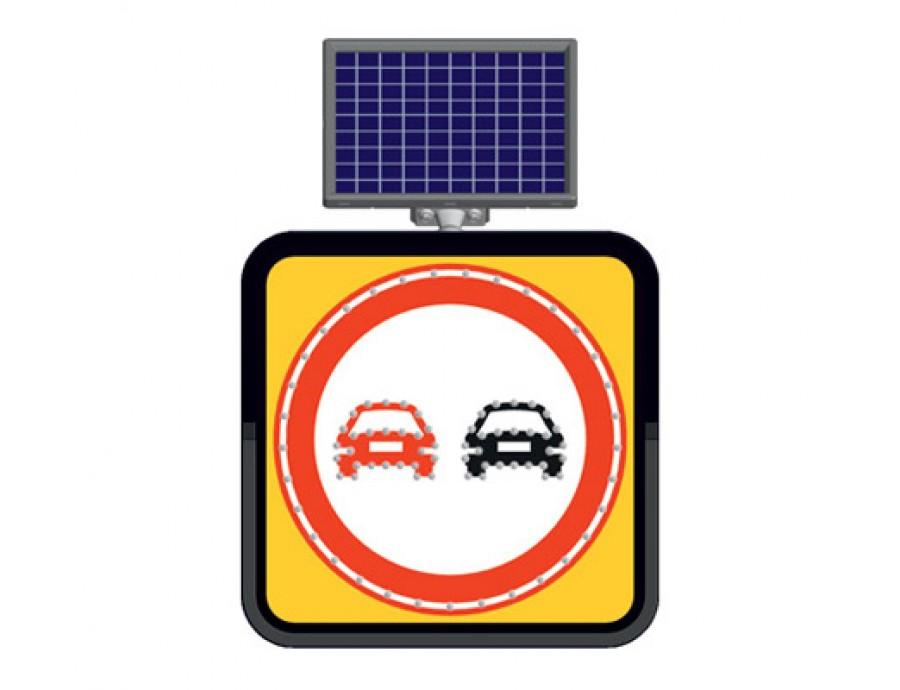 Solar Ledli Yol Bakım Levhaları 11800-38 FL
