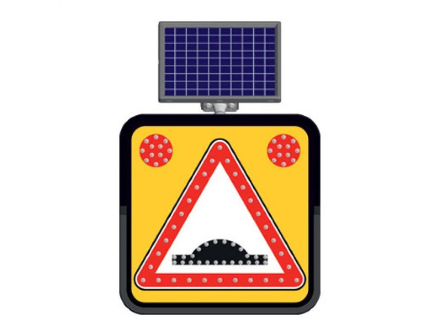 Solar Ledli Yol Bakım Levhaları 11800-36 FL