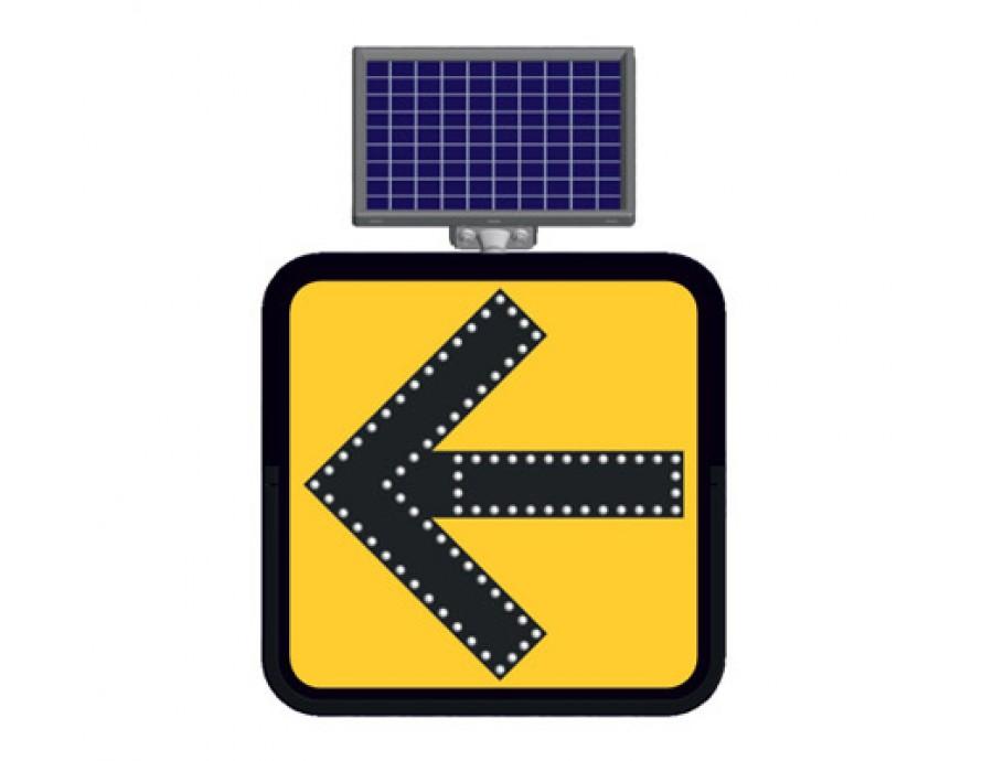Solar Ledli Yol Bakım Levhaları 11826 FL - 11828 FL