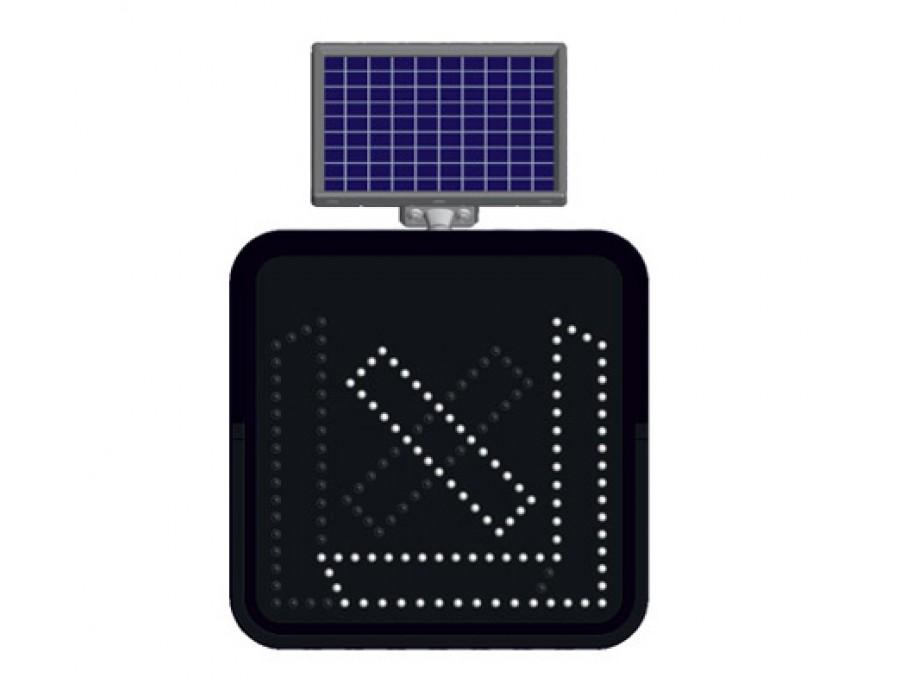 Solar Ledli Yol Bakım Levhaları 11820FL