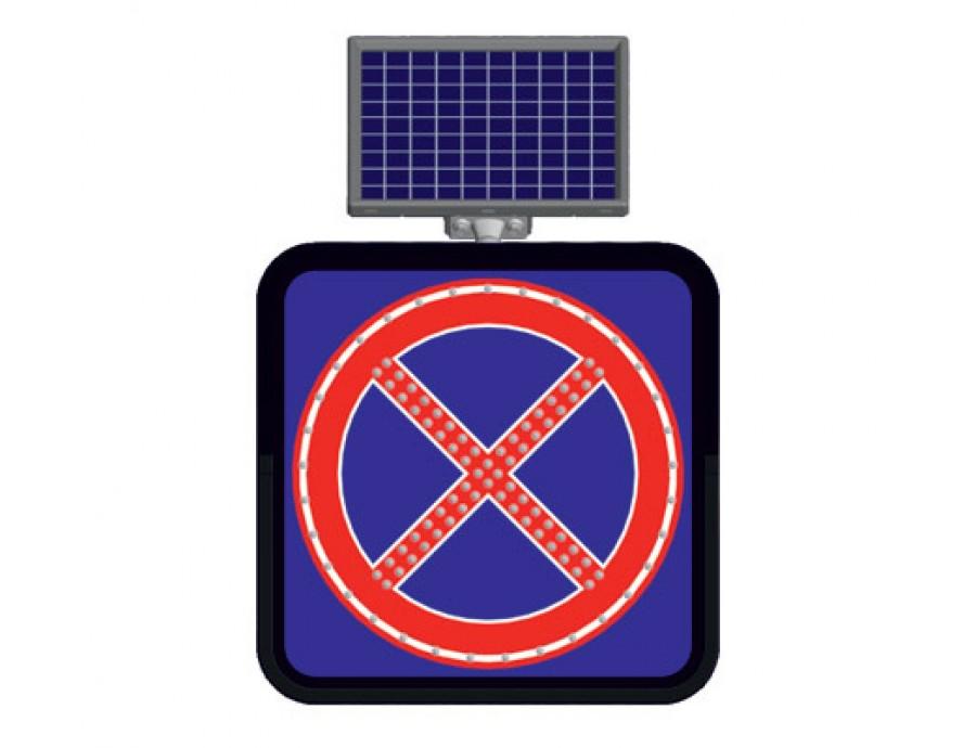 Solar Flaşörlü Ledli Trafik Levhaları 11840 FL