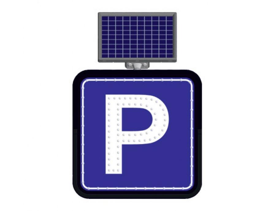 Solar Flaşörlü Ledli Trafik Levhaları 11839 FL
