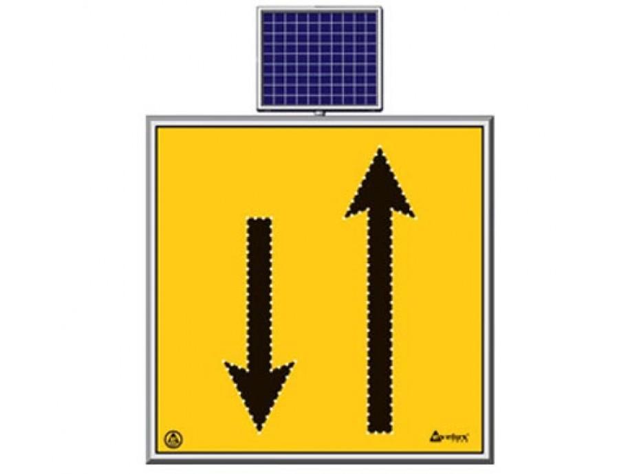 Solar Ledli Yol Bakım Levhaları 11773 S-LD