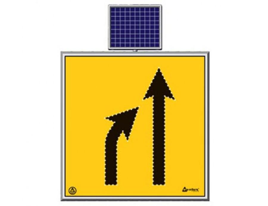 Solar Ledli Yol Bakım Levhaları 11770 S-LD